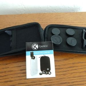 Photography lens kit for cellphone